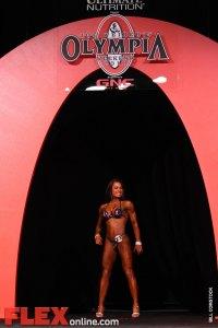 Alea Suarez - Women's Figure - 2011 Olympia