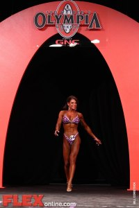 Ann Titone - Women's Figure - 2011 Olympia