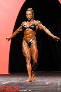 Yaxeni Oriquen-Garcia - Women's Open - 2011 Olympia