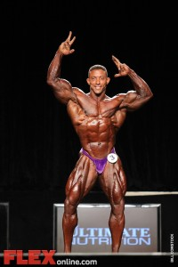 Troy Alves - Men's Open - 2011 Olympia