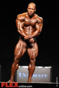 Craig Richardson - Men's Open - 2011 Olympia