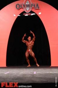 Rixio Tapia - Men's 212 - 2011 Olympia