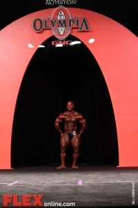Marvin Ward - Men's 212 - 2011 Olympia