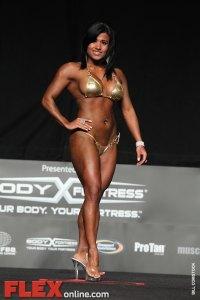 Sehila Jimenez - Women's Bikini - 2012 Flex Pro