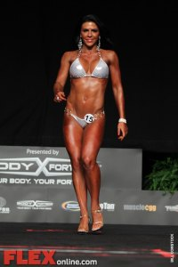 Shana Vega - Women's Bikini - 2012 Flex Pro