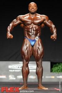 DeShaun Grimez - Men's Open - 2012 Flex Pro