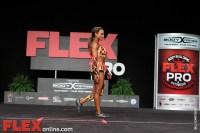 Adela Garcia - Women's Fitness - 2012 Flex Pro