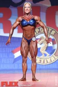 Zoa Linsey - Women's Open - 2012 Arnold Classic