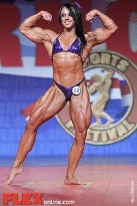 Geraldine Morgan - Women's Open - 2012 Arnold Classic