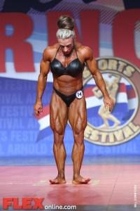 Debi Laszewski - Women's Open - 2012 Arnold Pro