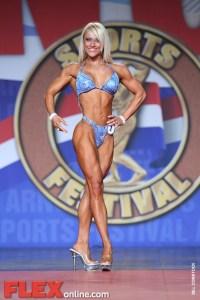 Kizzy Vaines - Women's Fitness - 2012 Arnold Classic
