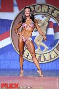 Jodi Boam - Women's Fitness - 2012 Arnold Classic