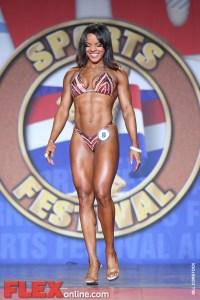 Alicia Harris - Women's Figure - 2012 Arnold Classic