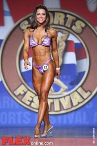 Jelena Abbou - Women's Figure - 2012 Pittsburgh Pro