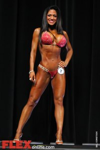 Diana Graham - Women's Bikini - 2012 Arnold Classic