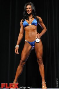 Monique Ricardo - Women's Bikini - 2012 Arnold Classic