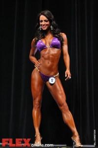 Juliana Daniell - Women's Bikini - 2012 Arnold Classic