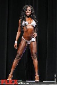 Candyce Graham - Women's Bikini - 2012 Arnold Classic