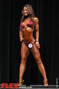 Tianna Ta - Women's Bikini - 2012 Arnold Classic