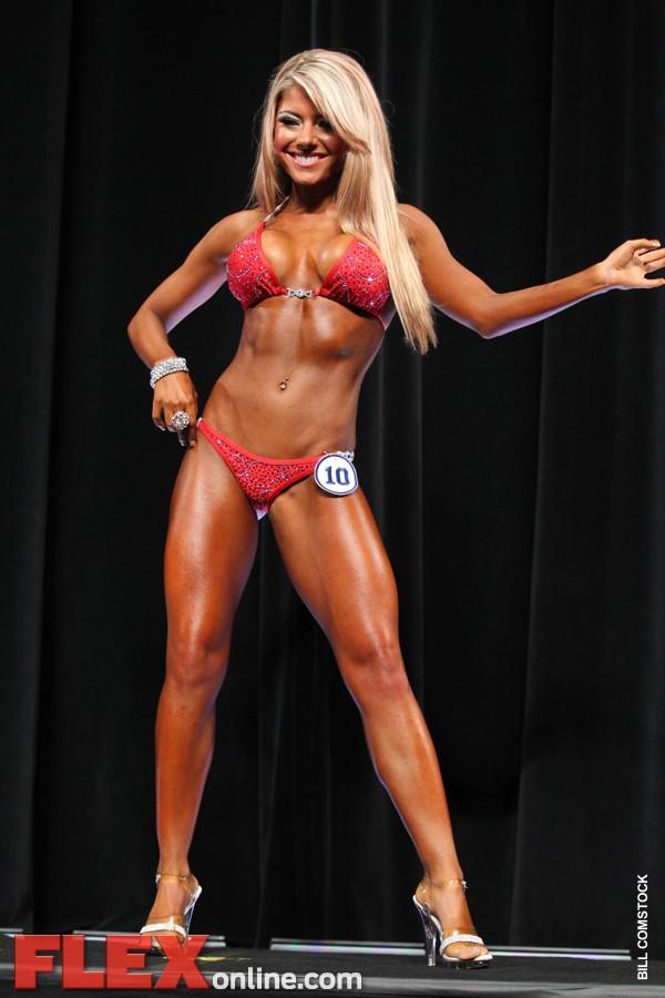 Lexi Kauffman - Women's Bikini - 2012 Arnold Classic