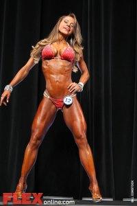 Nathalia Melo - Women's Bikini - 2012 Arnold Classic