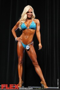 Jessica Paxson-Putnam - Women's Bikini - 2012 Arnold Classic