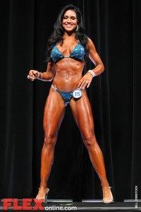 Jennifer Andrews - Women's Bikini - 2012 Arnold Classic