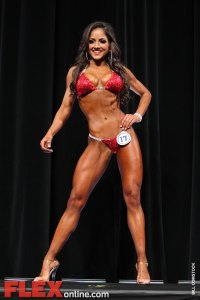 Nicole Nagrani - Women's Bikini - 2012 Arnold Classic