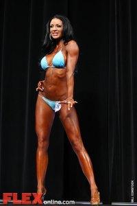 Abigail Burrows - Women's Bikini - 2012 Arnold Classic
