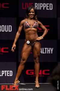 Alicia Harris - Women's Figure - 2012 Australian Pro Grand Prix