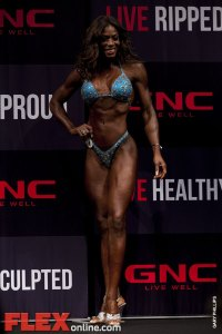 Jennifer Hernandez - Women's Figure - 2012 Australian Pro Grand Prix
