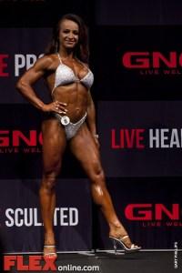 Daniela O'Mara - Women's Figure - 2012 Australian Pro Grand Prix