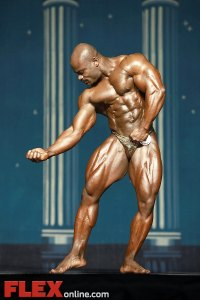 Nana Manu - Men's Open - 2012 Europa Show of Champions