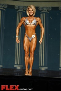 Holly Beck - Women's Figure - 2012 Europa Show of Champions
