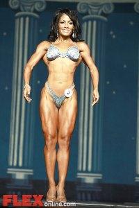 Cheryl Brown - Women's Figure - 2012 Europa Show of Champions
