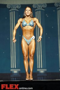 Melissa Frederick - Women's Figure - 2012 Europa Show of Champions