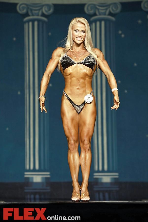 Maria Jose Garcia - Women's Figure - 2012 Europa Show of Champions