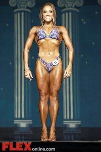 Tamara Ribeiro-Bailey - Women's Figure - 2012 Europa Show of Champions