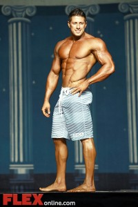 Deniz Duygulu - Men's Physique - 2012 Europa Show of Champions