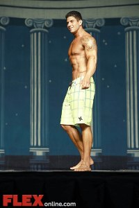 Dean Fazzolari - Men's Physique - 2012 Europa Show of Champions