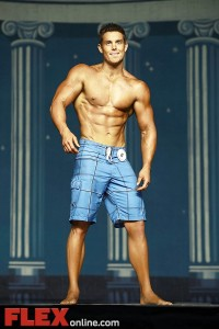 Joe Herr - Men's Physique - 2012 Europa Show of Champions