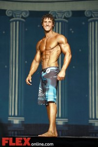 Collin Humphrey - Men's Physique - 2012 Europa Show of Champions
