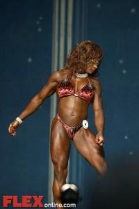 Cassandra Floyd - Women's Physique - 2012 Europa Show of Champions