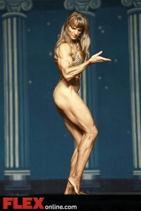 Aurelia Grozajova - Women's Physique - 2012 Europa Show of Champions