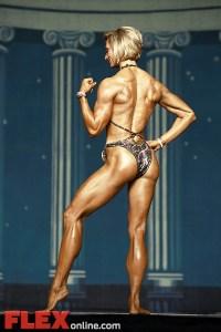 Amanda Harris - Women's Physique - 2012 Europa Show of Champions