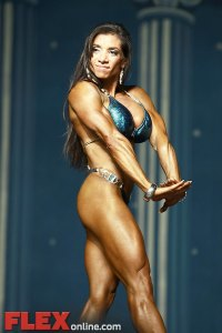 Marina Lopez - Women's Physique - 2012 Europa Show of Champions