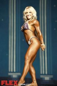 Cindy Philip-Hodgkinson - Women's Physique - 2012 Europa Show of Champions