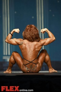 Tammy Patnode - Women's Physique - 2012 Europa Show of Champions