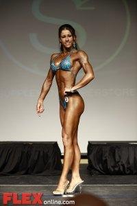 Melissa Frederick - Women's Fitness - 2012 St. Louis Pro