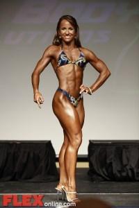 Amy Peterson - Women's Fitness - 2012 St. Louis Pro